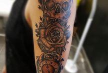 My tatts