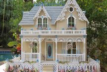 Dollhouses I wish I could live in / Love me a gorgeous dollhouse! Tinyfrockshop.com