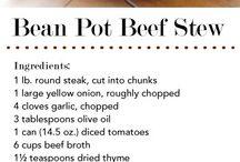 Beanpot Recipes