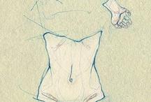Sketch art / Скетч, персонаж