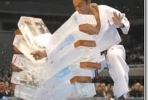 Karate - Tameshiwari