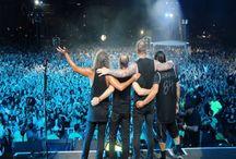 Metallica Lollapalooza August 1, Chicago 2015