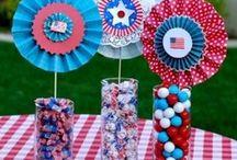 Patriotic Candy Days