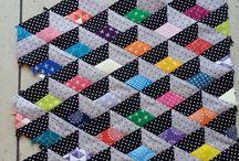 3d patchworkove návody