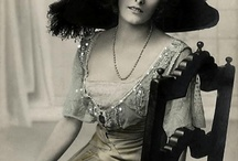1910's / Fashion at the beginning of the 20th century