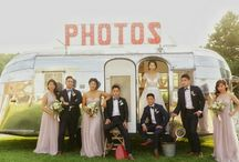 Airstream Photo Booth / Toronto's only airstream photo booth.