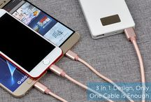 Factory competitive price promotion 1M nylon micro usb cable