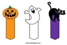 halloween Kids craft laboratori per bambini
