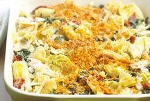 Group dinner ideas / by Laurie Lauricella