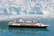 Alaska Cruises / An Alaska cruise highlights some of the most incredible sights in the world. Your cruise ship will sail past incredible glaciers, majestic mountains and a variety of wildlife and wilderness that shows a unique piece of America's history and culture.