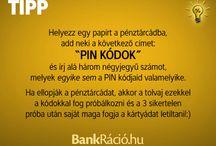BankRáció.hu Tipp / Tőlünk, nektek...