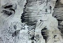 DALÍ, Dibuixos i litografies