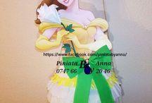 Pinata/Piniata by Anna