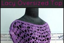 CROCHET TOP-TUNIC