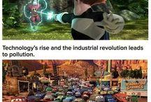 Cause it's Disney