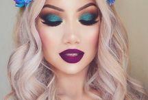makeup ideas for school