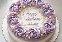 Torta en Crema