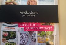 Preparing for Annabel Langbein's Free Range Foodie Event! / Excited to be a Free Range Foodie and trying new summer recipes! Thanks Annabel and team!