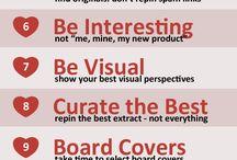 Pinterest Marketing Skills