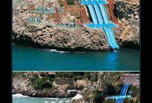 Parques acuáticos do mundo / Maravillosos parques acuáticos around the World