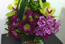 Passionate Blooms' Designs / Take a look at my personal floral designs!