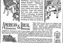 Advertisements for Radiators