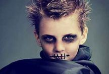 maquillaje halloween y carnaval niños