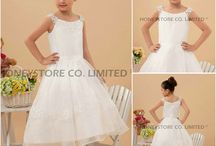Flower Girl Dresses / Flower Girl Dresses,Free Shipping Flower Girl Dresses ,Good Quality Flower Girl Dresses,Cheap Flower Girl Dresses,Cute Flower Girl Dresses ,Length Discount Flower Girl Dresses for you.shop now!! / by Alice Smith