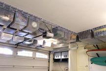 organizzazione garage