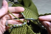 Knitting : How To