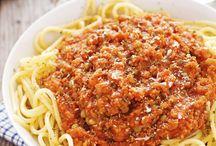 Iron sauced foods