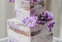 Квадратный торт
