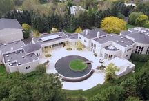Celebrity Homes / Inside the homes of Hollywood's biggest stars!