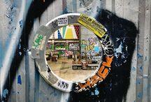 Fotografía de calles / Fotografía de calles, callejones, ciudades y lugares