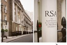 RSA  / Wedding Venue, London