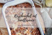 Goldschmankerl | meine Blogrezepte / Die Liebe zum Kochen, Backen und gutem Essen - vereint in meinem Foodblog. Verpasse kein Rezept mehr & melde Dich zu meinem Newsletter an: https://bit.ly/2lkrTnq