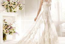 maybe wedding dresses