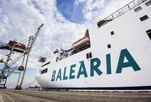 Balearia Napoles Ferry / Naval