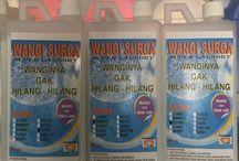 New produk / Pewangi laundry