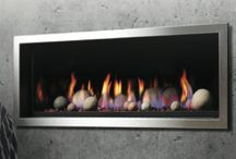 Kingsman Fireplaces / Visit our showroom to see the ZRB46 on display / by Fireplace Warehouse ETC