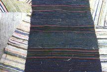 TEXTIL-INSPIRATIONEN / Alte Textilien und Muster
