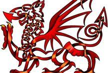 Welsh tattoo