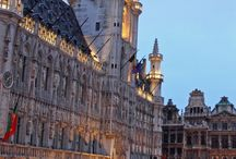 Brussels and Bruges / Planning our Christmas trip