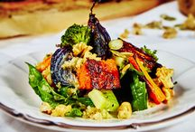 Grains and Legumes / Healthy whole grain dishes