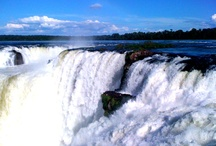 Chasing Waterfalls in Argentina and Zimbabwe / by My Life's A Trip