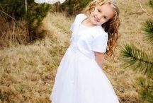 Baptism Kids / by Alyssa Christensen