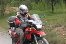 Very satisfied Pro-Oiler users from all over the World / Motorcyclists travelling all over the world with Pro-Oiler