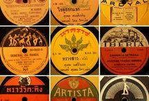 Classic Record Logo's...