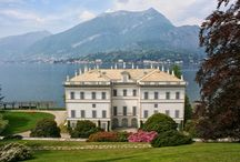 Villa Melzi d'Eril / Villa Melzi d'Eril is situated in the town of Bellagio, owned by the family Melzi. Today its is proclaimed a national monument with its surrounding property. Villa Melzi d'Eril è una dimora storica privata situata nel comune di Bellagio, di proprietà della famiglia Melzi. E' stata proclamata con la proprietà circostante monumento nazionale. @BELLAGIO