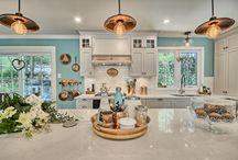Cuisine Classique / armoires de cuisines classique